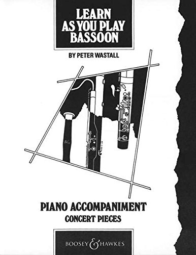 You Can Install For You Learn As You Play Bassoon Piano
