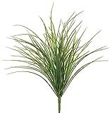 Silk Plants Direct Grass Bush (Pack of 24) - Green