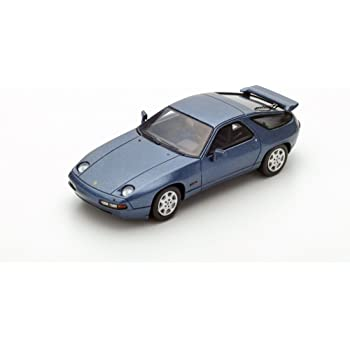 1990 Porsche 928 S4 GT Resin Model Car in 1:43 Scale by Spark