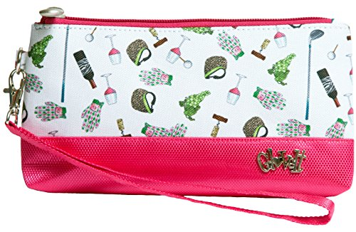 Women's Wristlet Wallet - Glove It - Zipper Wristlets for Women - Ladies Wristlet Purse - Removable Strap for Keychain - Make Up, Cell Phone, Smartphone, Travel, Credit Cards - - Purse Glove