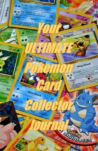 The Utimate Pokemon Card Journal