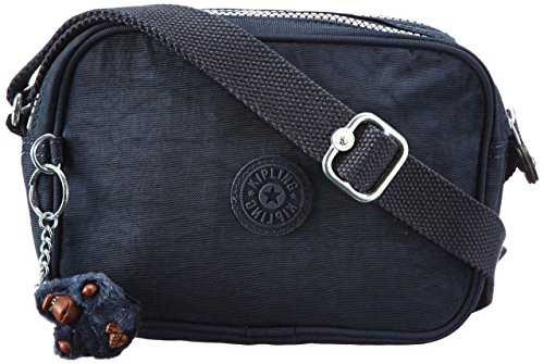 Kipling Womens Dee Shoulder Bag True Blue