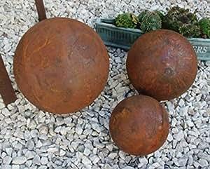Bola/completo en oxidado 10cm edelrostk Suspensión