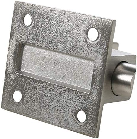 Details about  /Device Spring Latch Mechanical Stainless Steel Automotive Bolt Gate Iron Door LI