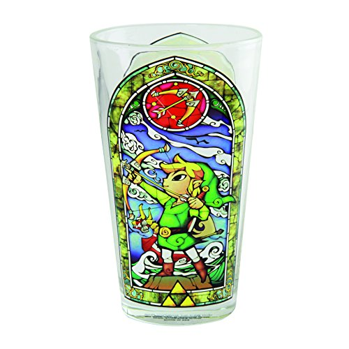Paladone Legend of Zelda Link Glass -