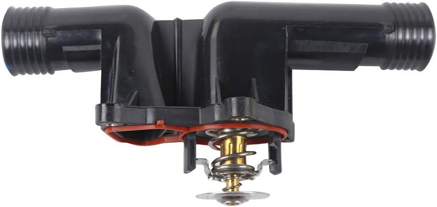 MOCA Engine Coolant Thermostat Housing Assembly for 1996-1998 BMW Z3 /& 1996-1999 BMW 318i /& 1996-1999 BMW 318Ti /& 1996-1999 BMW 318Tis 1.9L