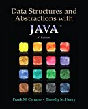 Data Structures and Abstractions with Java 4th Edition