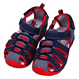 iFANS Kids Beach Sandals Soft Bottom Baby Boys Girls Sports Shoes
