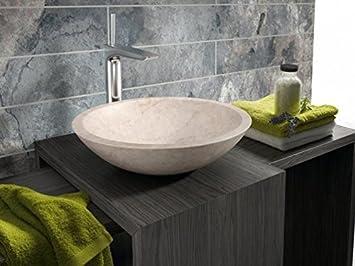 Lavabos de piedra sobre encimera lavabo sobre encimera for Amazon lavabos