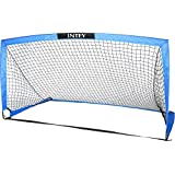 INTEY Soccer Goal Portable Soccer Nets with...