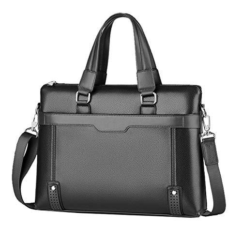Leather Men's Official Mail Poor Handbag for 13/14