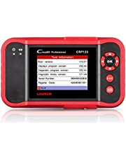 LAUNCH CRP123 OBD2 Scanner Engine/ABS/SRS/Transmission Scan Tool Automotive Code Reader Diagnostic Tool