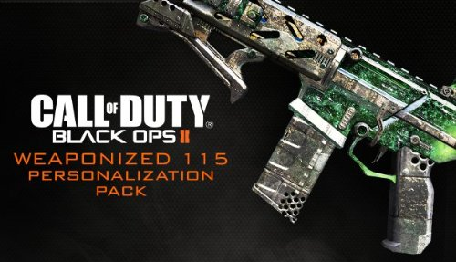 Call of Duty: Black Ops II Weaponized 115 Pack [Online Game Code] (Ops Of Call Black 2 Download Duty)