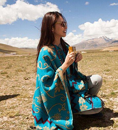 Shineflow - Sudadera con capucha - para mujer Blue2
