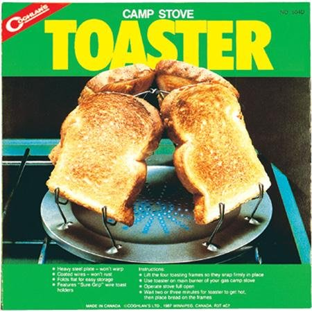 Camp Stove Toaster, Outdoor Stuffs