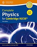 Complete Physics for Cambridge IGCSE Print Student Book 2014: Trusted, comprehensive, and revised (Complete Science Igcse)
