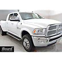 "5"" iBoard Running Boards Fit 10-17 Dodge Ram 2500/3500 Mega Cab"