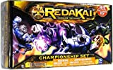 Redakai Card Game HOBBY Edition Championship Set 44 Cards. Character Bay, Screen, Counters Draw Deck by Spin Master