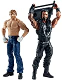 WWE Summer Slam Roman Reigns and Dean Ambrose Figure (2 Pack)