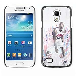 BasketCase Kbe Bryant TEAM USA Basketball Samsung Galaxy S4 Mini i9190 MINI VERSION! / / Slim 360 Protection Case Cover PC / Aluminium Protector Shell Rugged
