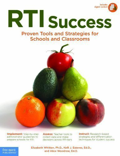 RTI Success: Proven Tools and Strategies for Schools and Classrooms (Book with CD-ROM) by Whitten Ph.D., Elizabeth Published by Free Spirit Publishing Pap/Cdr edition (2009) Paperback