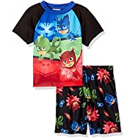 PJ Masks Boys Shorts Pajamas (Toddler/Little Kid/Big Kid)