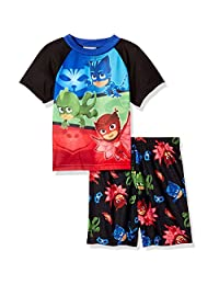 PJ Masks Summer Pajama Set for boys
