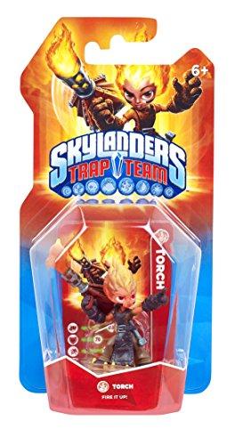 TORCH Skylanders Trap Team Single Character figure Pack NEW
