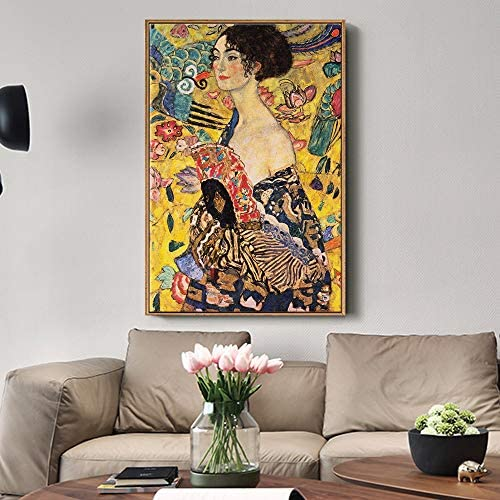 Framed for Living Room Bedroom Gustav Klimt for