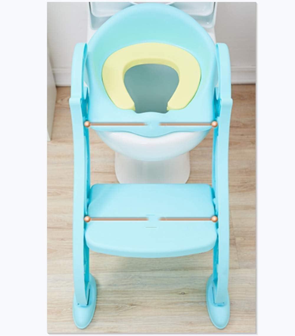 Aseo para niños, masculino y femenino, asiento infantil, baño para niños, escalera, inodoro, inodoro, tipo de escalón: Amazon.es: Bebé