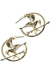 The Hunger Games Mockingjay Earrings