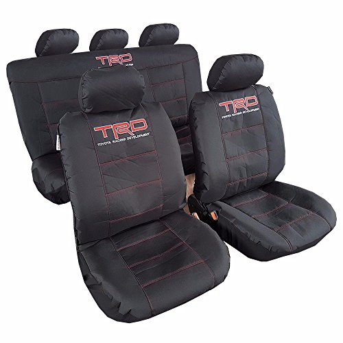 new-universal-complete-trd-canvas-car-seat-covers-for-toyota-corolla-rav4-tacoma-models