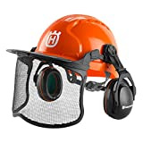 Husqvarna 592752602 Forest Helmet, Orange
