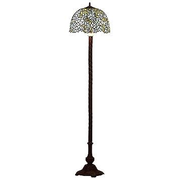 Lámpara de pie para jardín Lámpara de pie Europea Sala de ...