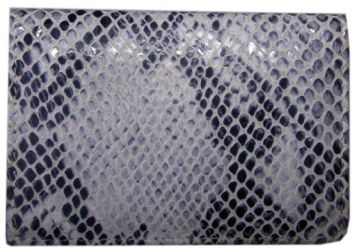 leatherbay-50133-business-card-holdersnake-printone-size