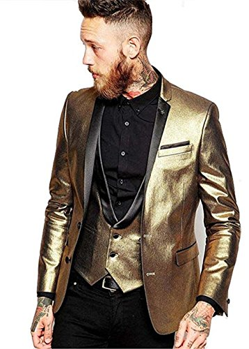 custom men blazer - 2