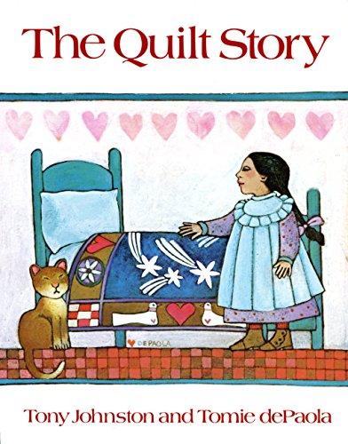 The Quilt Story - Children Quilt Book