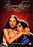 Romeo and Juliet (1968) DVD Olivia Hussey