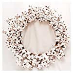 Cotton-Wreath-23-29-Adjustable-Stems-As-More-As-110-Cotton-Bolls-per-Wreath-Made-from-Real-Natural-White-Cotton-Flowers-Bolls-for-Front-Door-Festival-Hanging-Decorations-Welcome-Decor