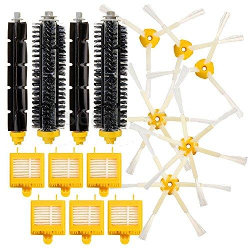 Brush & Hepa Filters For iRobot Roomba 700 760 770 780 Vacuum Replenishment Kit