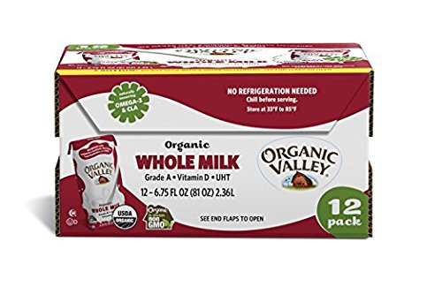 : Organic Valley 1% Lowfat Milk