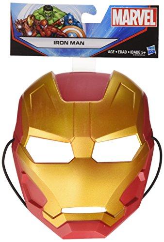 Marvel Basic Mask - Iron Man ()