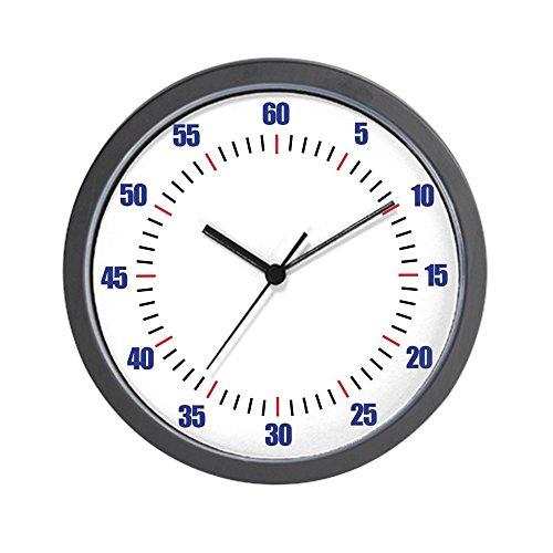 """CafePress Swim Pace Unique Decorative 10"""" Wall Clock"""