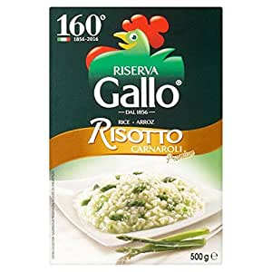 Riso Gallo Risotto Rice Carnaroli - 500g (1.1lbs)