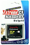 Komputerbay SD / SDHC / MMC Card to Compact Flash Type II High Speed Adapter