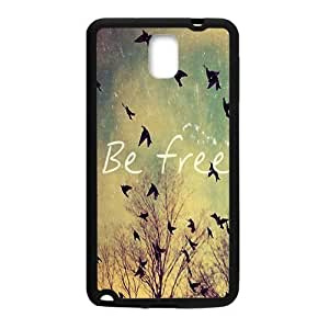 Be free Phone Case for Samsung Galaxy Note3