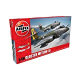Airfix A09182 Gloster Meteor F8 Military Plastic Model Kit (1:48 Scale)