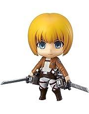 Good Smile Company Attack On Titan Nendoroid Armin Arlert Rerelease (4580416908429)