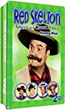 Red Skelton America's: Clown Prince Funny Man! SPECIAL EMBOSSED TIN - 2 DVD Set!