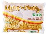 LIGHT 'N FLUFFY Wide Egg Noodle, 12 oz